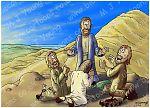 Luke 09 - The Transfig - Scene 06 - Disciples Worship