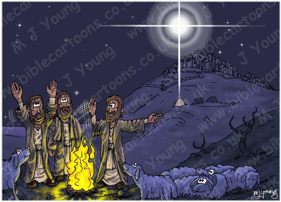 Luke 02 - Nativity SET01 - Scene 06 - Let's go