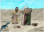 Luke 10 - Good Samaritan - Scene 01 - beaten up