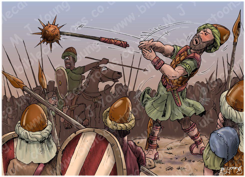 Ecclesiastes 03 - Hammer throwing