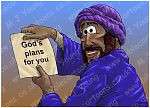 Acts 09 - Saul/Paul conversion - Scene 02a - Plans from God