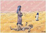 Luke 10 - Parable of the good Samaritan SET02 - Scene 02 - Passers-by