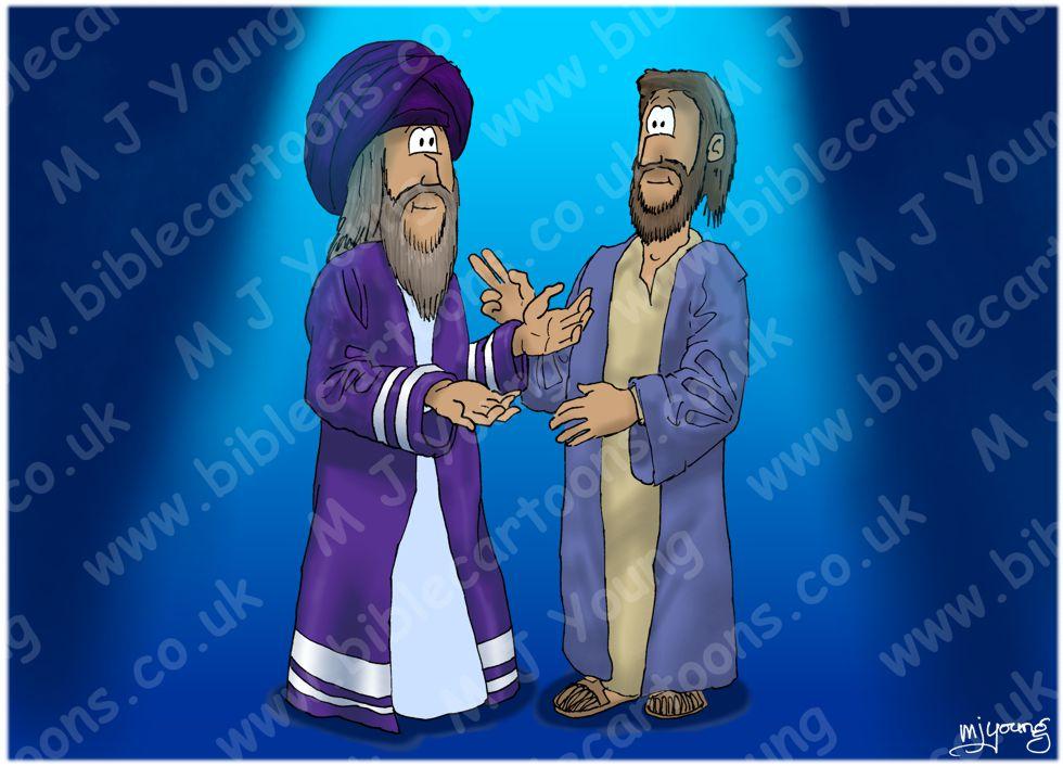 John 03 - Jesus and Nicodemus