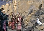 Mark 16 - Resurrection of Jesus - Scene 02 - Stone