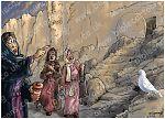 Mark 16 - Resurrection of Jesus - Scene 02 - Stone
