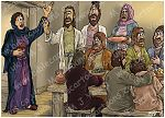 Mark 16 - Resurrection of Jesus - Scene 07 - Disbelief