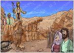 Matthew 03 - Jesus' Baptism - Scene 01 - John the Baptist