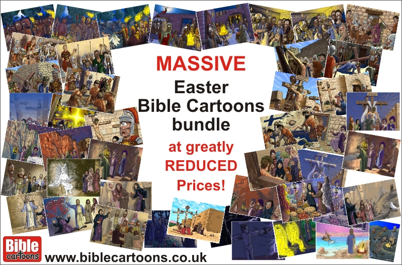 Easter Bundle Advert 2016