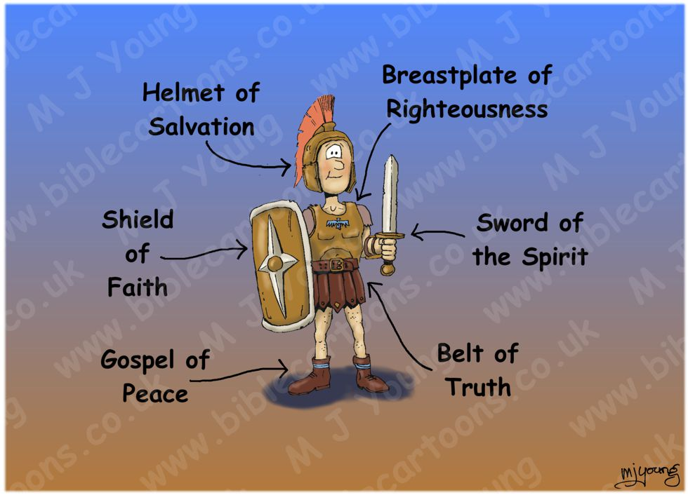 Ephesians 05 - Armour of God