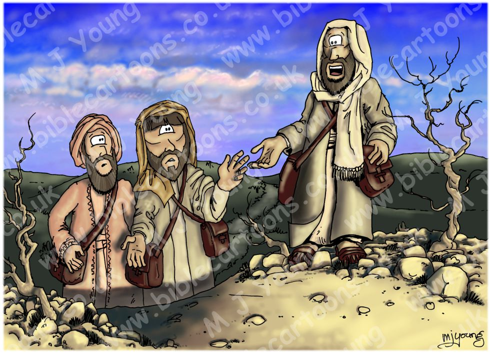 Luke 24 - Road to Emmaus