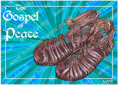 Ephesians 06 - Armour of God - Gospel of Peace (Blue) 980x706px.jpg