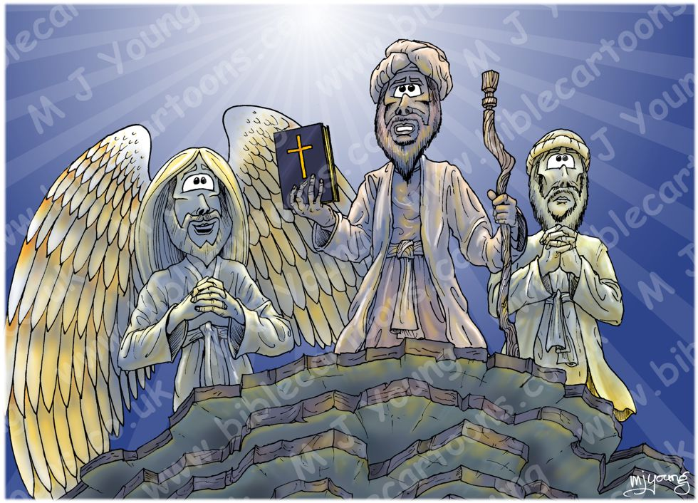 Luke 16 - Rich man & Lazarus - Scene 06 - Bible (Blue version).jpg